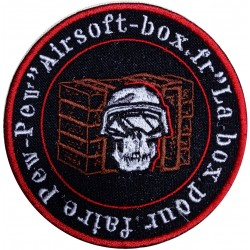 Patch airsoft-box