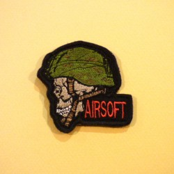 Patch SkullAirsoft
