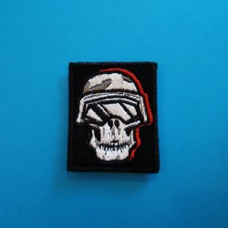 Patch airsoft-box.fr
